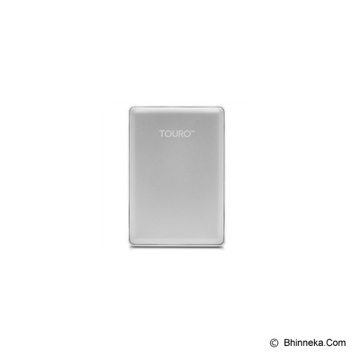 HGST Touro S 500GB [0S03735] - Silver - Hard Disk External 2.5 Inch